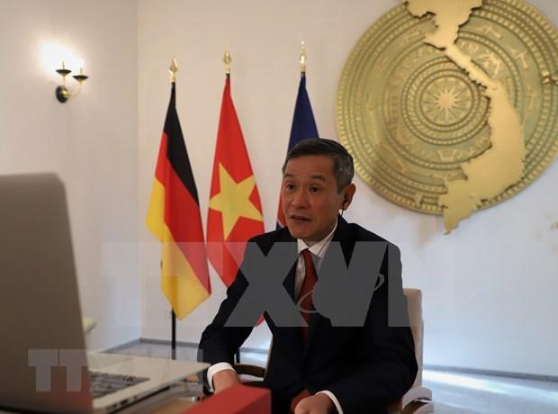越南与德国促进信息技术合作 hinh anh 2