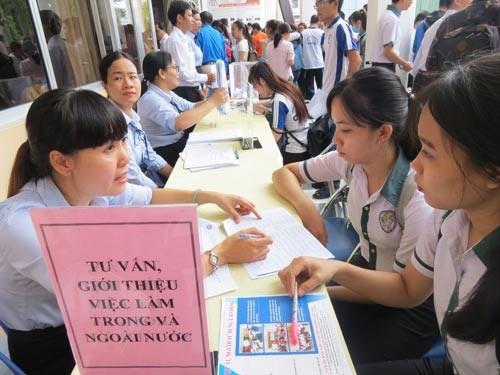 2020年前 9 个月越南就业率大幅波动 hinh anh 1