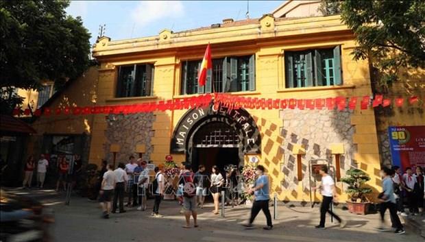 河内旅游业重新启动 为迎接游客做好准备 hinh anh 1