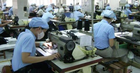 中国台湾企业加大对越南纺织服装和制鞋业的投资力度 hinh anh 1