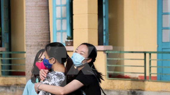 新冠肺炎疫情:越南无新增确诊病例 连续24天无新增社区传播病例 hinh anh 1