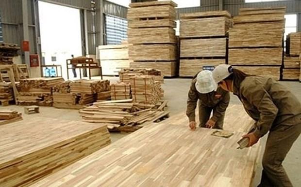 越南木材产业充分利用EVFTA带来的机会 hinh anh 1