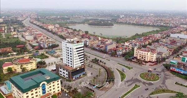兴安市将规划成为首都河内南方经济三角区中的三个城市之一 hinh anh 1