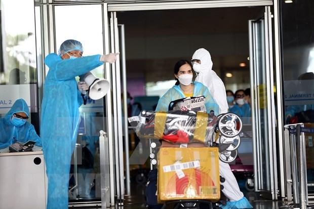 越南新增境外输入性新冠肺炎确诊病例3例 hinh anh 1
