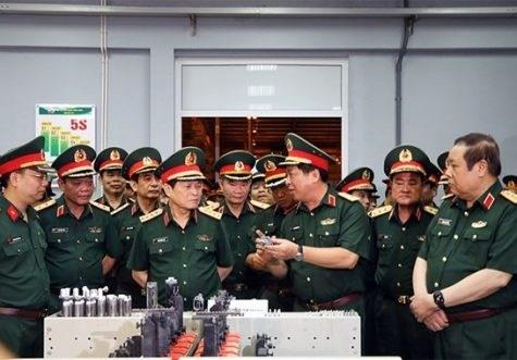 加强领导指导力度 建设强大军队 胜利完成新形势下军事国防任务 hinh anh 2