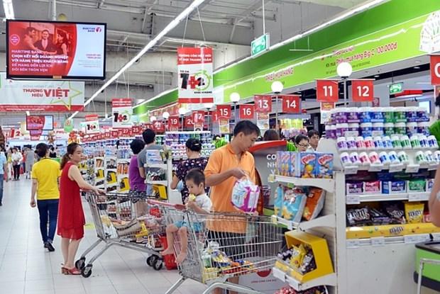 前9月越南全国CPI同比上涨3.85% hinh anh 1