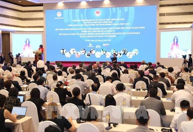 越南加入全球价值链的空间广阔 hinh anh 1