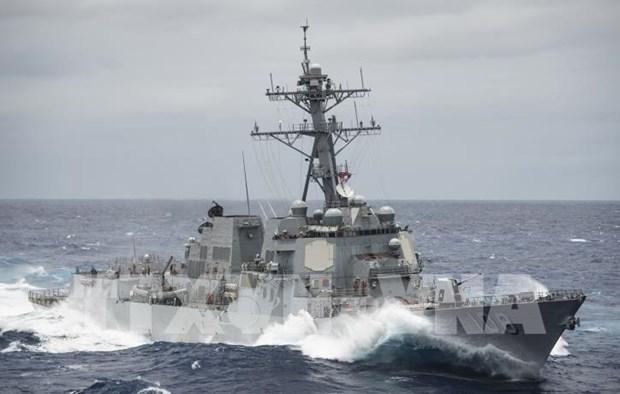 欧洲推动按照1982年《联合国海洋法公约》和平解决东海问题 hinh anh 1