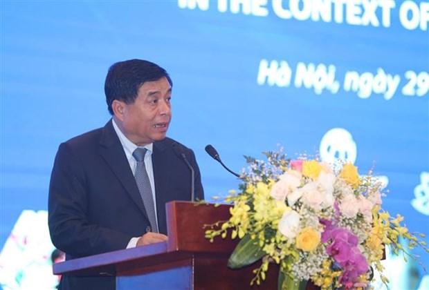 2020年 第三届越南革新与发展论坛正式开幕 hinh anh 2