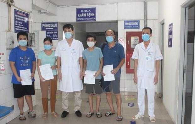 9月30日越南无新增新冠肺炎确诊病例 治愈出院病例1010例 hinh anh 1
