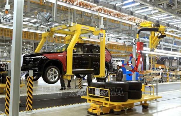 新加坡专家:越南国内生产总值增长率可达2.8-2.9% hinh anh 1