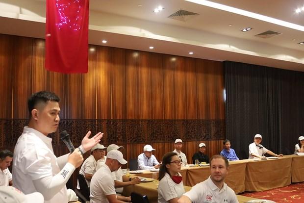 越南与马来西亚企业加强合作 hinh anh 1
