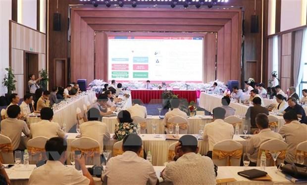 有关今日越南陆路交通现状及解决措施的论坛在庆和省举行 hinh anh 1