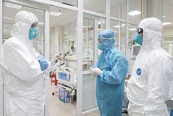 越南连续第30天无新增本地新冠肺炎确诊病例 hinh anh 1