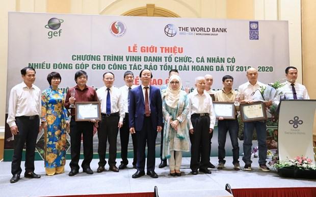 越南在世界生物多样性最丰富的25个国家中排名第16位 hinh anh 3