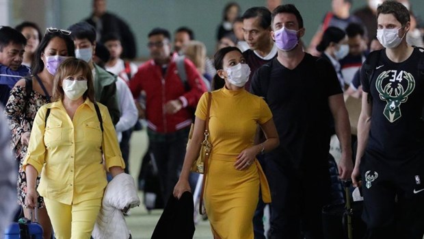 新冠肺炎疫情:东南亚部分国家都报告新增病例 hinh anh 1