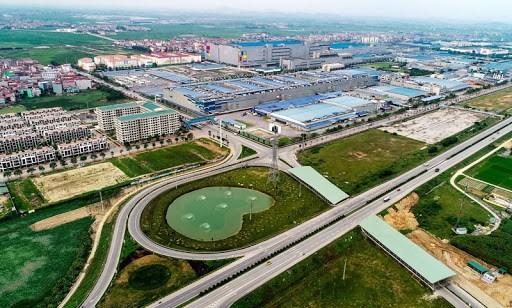 2020年7月份北宁省各工业园区引进外资大幅度增长 hinh anh 1