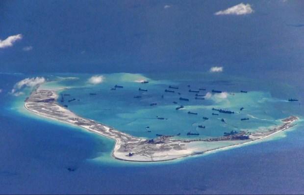 欧盟促进在东海的法律至上原则 hinh anh 1