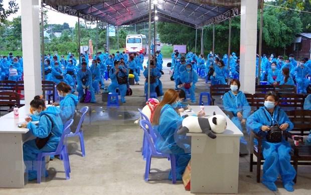10月4日下午越南无新增新冠肺炎确诊病例 hinh anh 1
