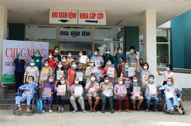 10月4日上午 越南无新增新冠肺炎确诊病例 接受治疗患者76例 hinh anh 1