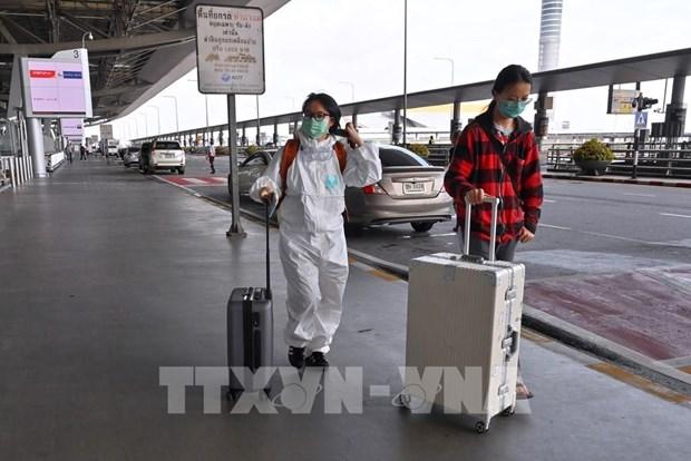 """泰国政府为重新开放国际旅游市场""""开绿灯"""" hinh anh 1"""