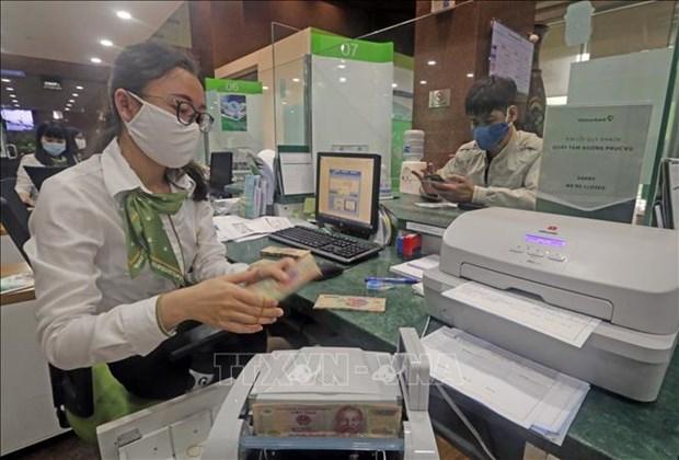 2020年越南信贷增长率可达8-9% hinh anh 1