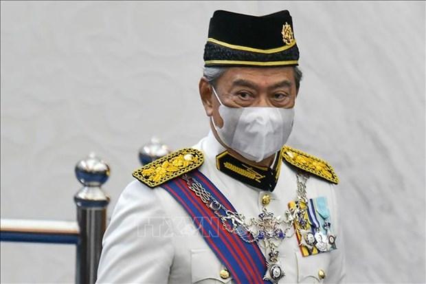 新冠肺炎疫情:马来西亚新总理穆希丁居家隔离14天 hinh anh 1