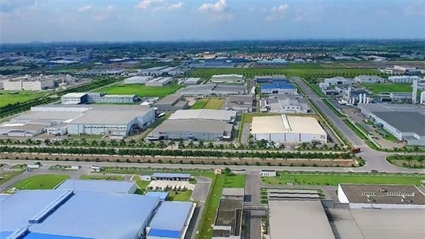 永福省各工业区引进21个新投资项目 hinh anh 1