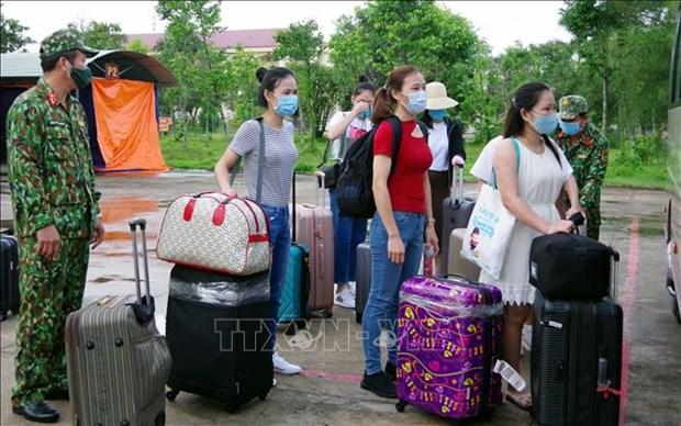 越南新增1例输入病例和1例治愈出院病例 hinh anh 1
