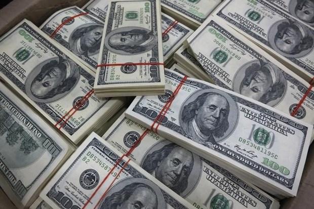 10月6日越盾对美元汇率中间价上调4越盾 hinh anh 1