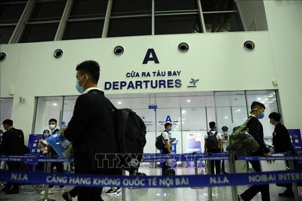 越南交通运输部制定接下来的国际客运航班飞行计划 hinh anh 1