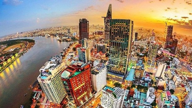汇丰银行预测:2021年越南GDP增速将居亚洲第一 hinh anh 1