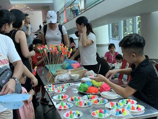 越南民族学博物馆——保存和复原传统价值的地方 hinh anh 2