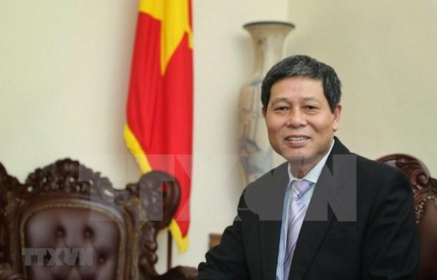 越南驻马大使黎贵琼:越马关系向深度和广度发展 hinh anh 1