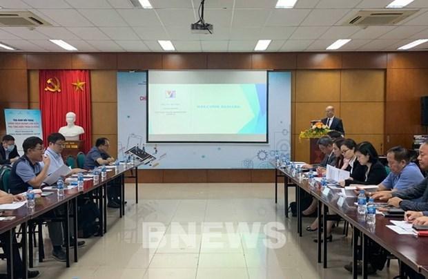 越南与韩国努力形成可持续的生产链 hinh anh 1