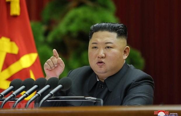 越南领导人就朝鲜劳动党建党75周年致贺电 hinh anh 1