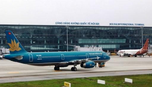 河内内排国际航空港防疫措施升级 为迎接旅客做好准备 hinh anh 1