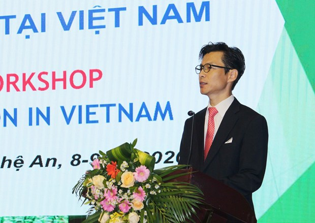 越南与韩国携手促进芝麻生产可持续发展 hinh anh 3
