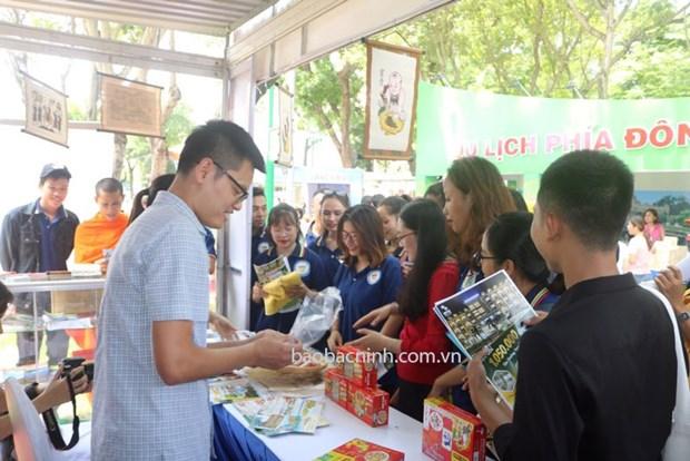 北宁省在胡志明市旅游节开展旅游促进活动 hinh anh 1