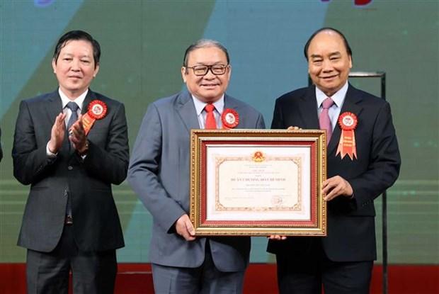 阮春福总理:农业、农民和农村在国家工业化、现代化事业中占有战略地位 hinh anh 2