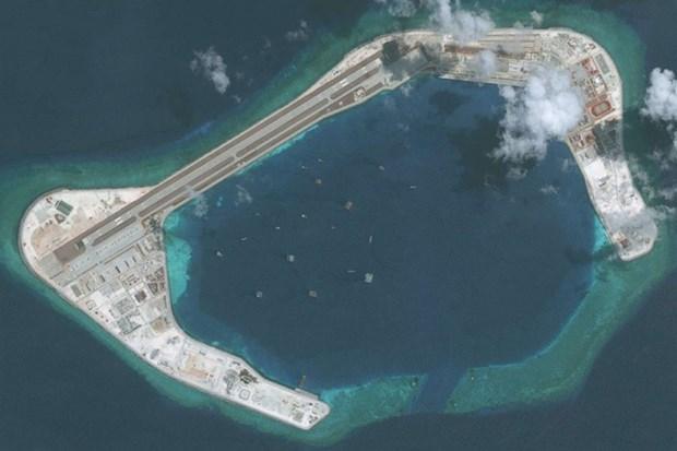 英法德弱化中国有关东海争议的理论 hinh anh 2