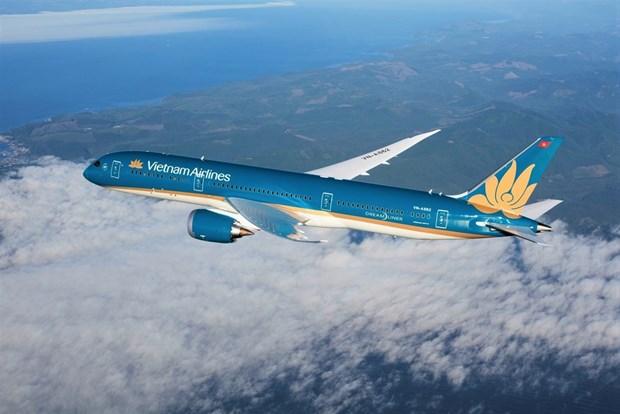 越南国家航空公司增加航班,为遭受第六号台风影响的乘客提供服务 hinh anh 1