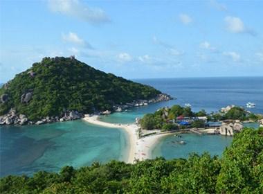 泰国政府拟建一座连接安达曼海和泰国湾的高架桥 hinh anh 1
