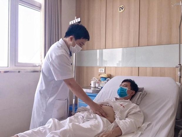 越德友谊医院成功实施第1000例肾脏移植手术 hinh anh 2