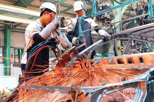 越南辅助工业企业迎来巨大发展机会 hinh anh 1