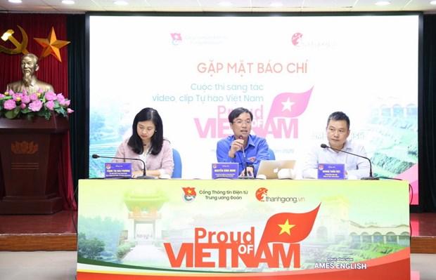 """""""为越南骄傲""""短视频制作大赛正式启动 hinh anh 1"""
