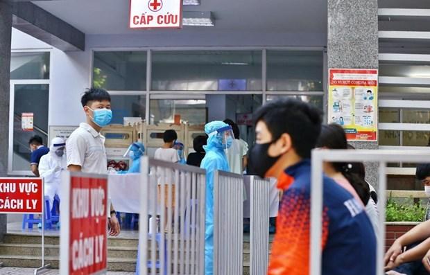 15日上午越南无新增新冠肺炎确诊病例 hinh anh 1