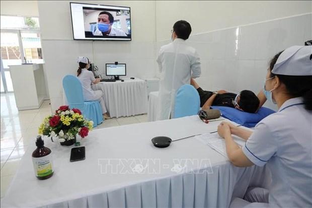 越南制定新冠肺炎疫情防控安全诊所标准指南 hinh anh 1