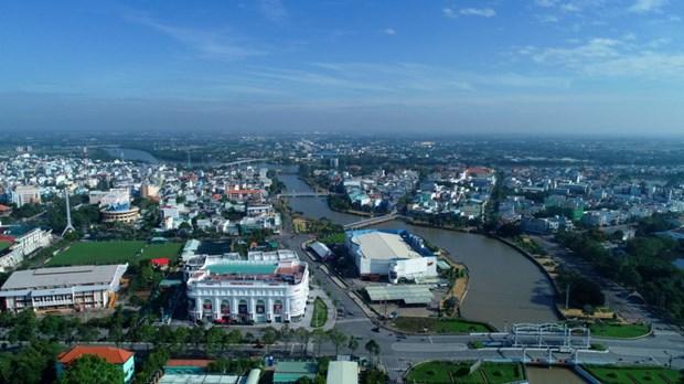 隆安省力争实现2020年经济增长至少达5.9% hinh anh 1
