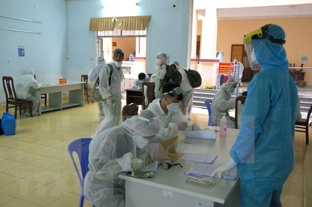 越南新增2例新冠肺炎确诊病例 hinh anh 1